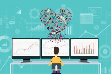 analista de mídia social trilha